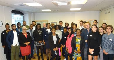 2nd Annual High Commissioner's Student Ambassadors Programme