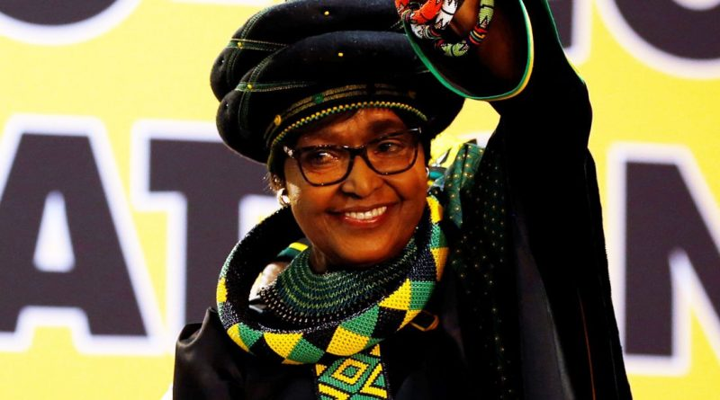 Statement on the Passing of Winnie Mandela
