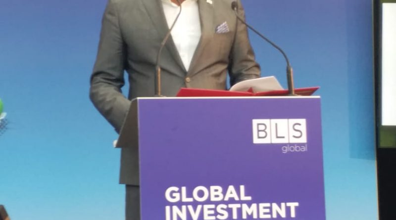 Prime Minister Gaston Browne Delivers Key Note Address at the 2018 Global Investment Immigration Summit in London