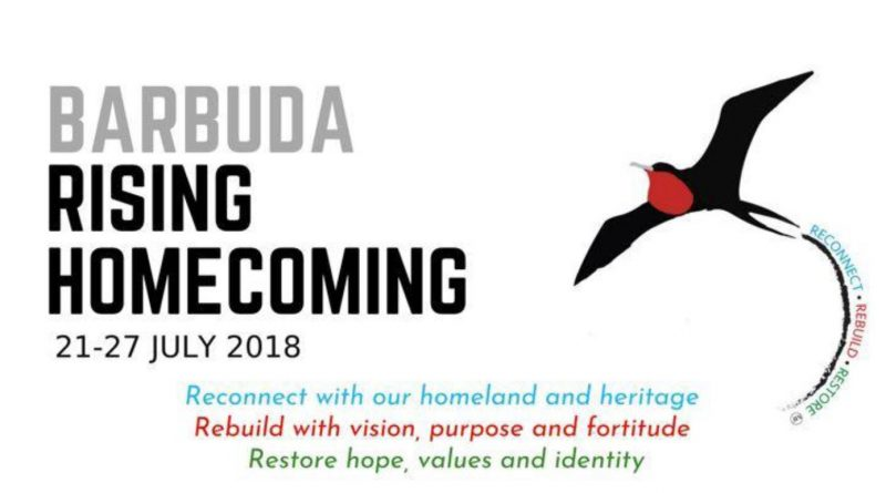 Barbuda Rising Homecoming