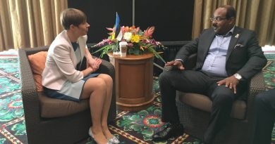 Antigua and Barbuda and the Republic of Estonia Seek to Deepen Relations