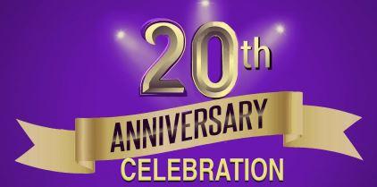 Twinning Association 20th Anniversary