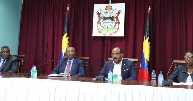 Government Institutes 14-day Curfew in Antigua and Barbuda