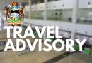 Travel Advisory Update  (27 March 2020)