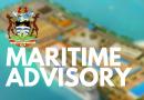 Update on Government's Maritime Traffic Advisory