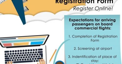 IMPORTANT: Online Registration Requirement for Passengers Flying to Antigua and Barbuda