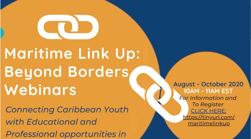 Maritime Linkup: Beyond Borders Webinars and Scholarship Opportunity