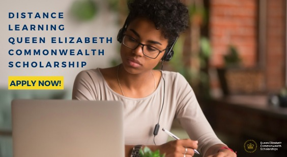 Distance Learning Queen Elizabeth Commonwealth Scholarship 2020-2021