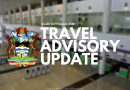 Antigua & Barbuda Travel Advisory as at 9 August 2020