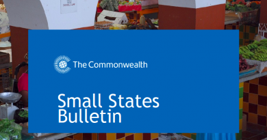 The Commonwealth Small States Bulletin For October/November 2020
