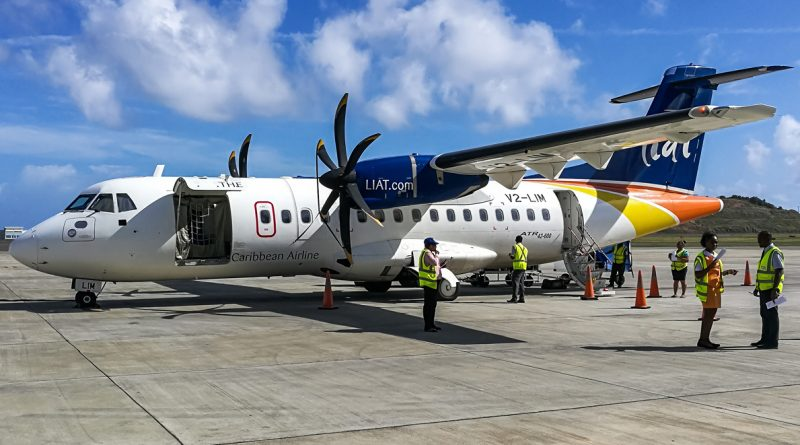 LIAT Suspends Services Due to Volcanic Activity