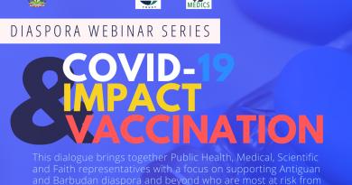Diaspora Webinar Series: COVID-19 Impact & Vaccination