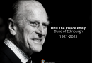 HRH The Prince Philip, Duke of Edinburg has died aged 99