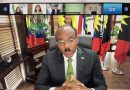 Statement by Prime Minister Gaston Browne Prime Minister At 'Summit of 40 Leaders' on Climate Change