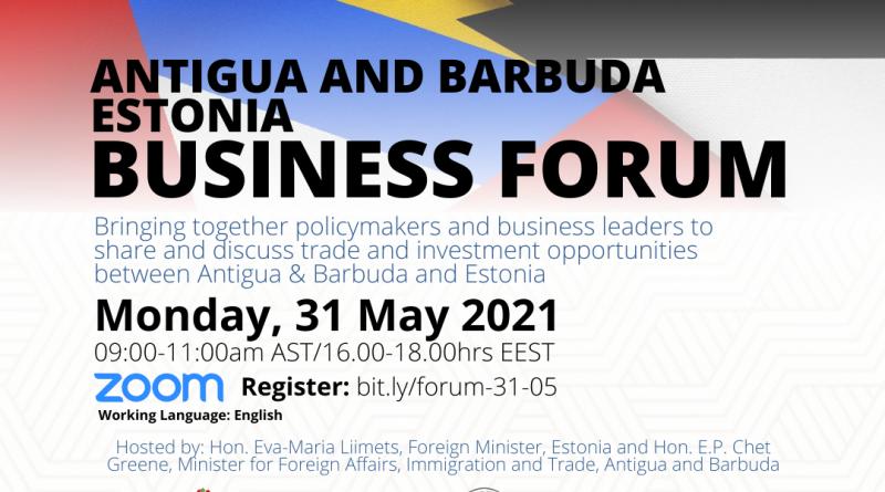 The Antigua and Barbuda & Estonia Business Forum