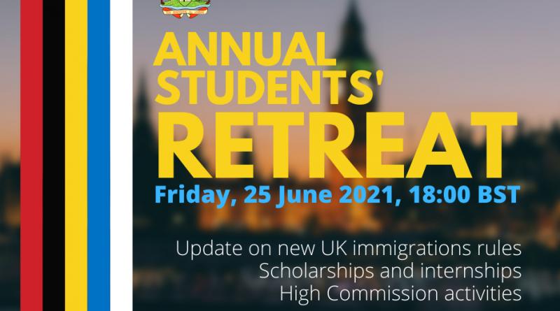 High Commission Students' Retreat